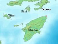 Mittelmeer Karte Inseln.Insel Rhodos Bilder Und Informationen Von Gosta Thomas