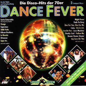 Dance fever die disco hits der 70er 1 meine musik for 1988 dance hits